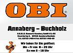 OBI Baumarkt Annaberg